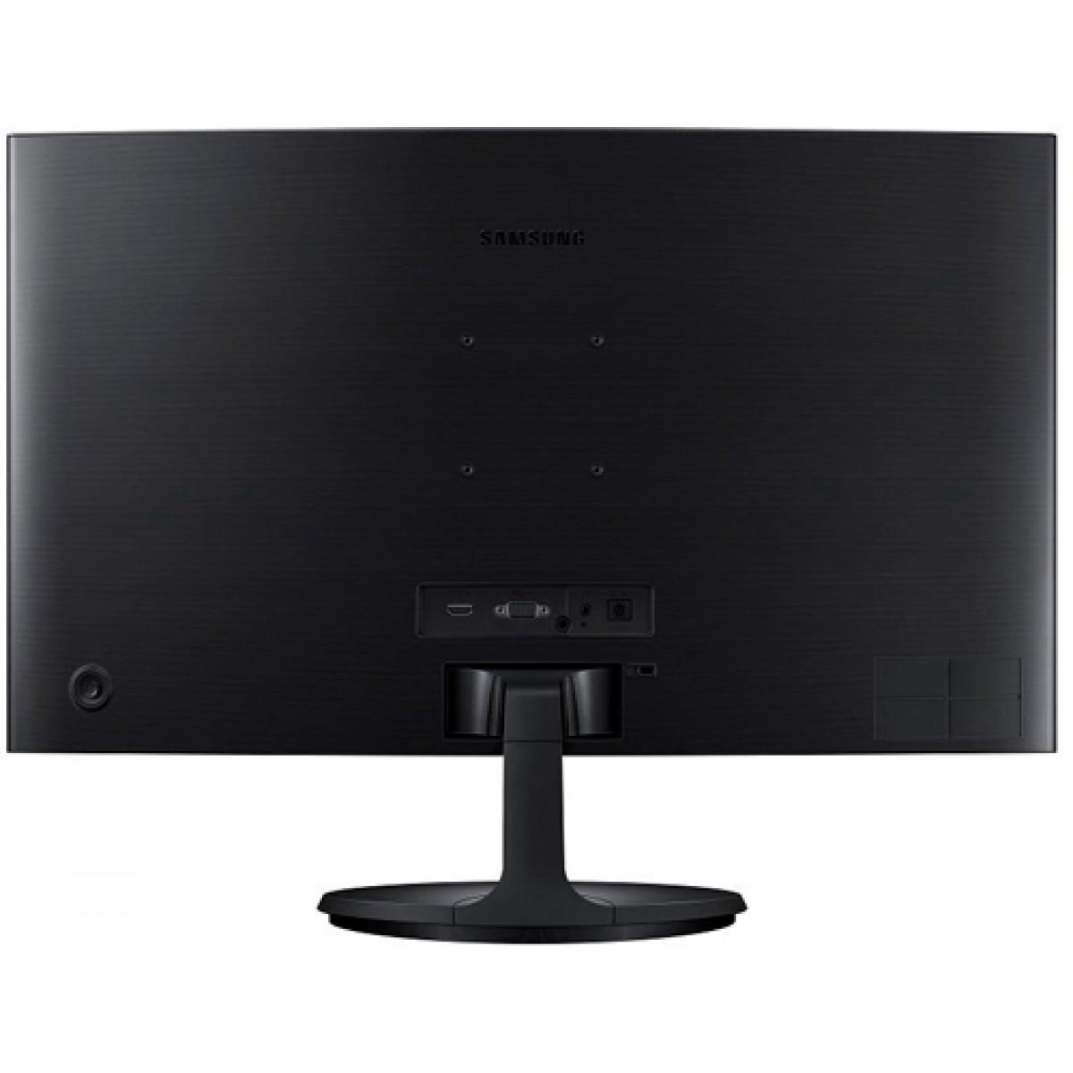 Monitor Gamer Samsung 27 Pol Curvo, Full HD, 60Hz, 4ms, LC27F390FHLMZD - Open Box
