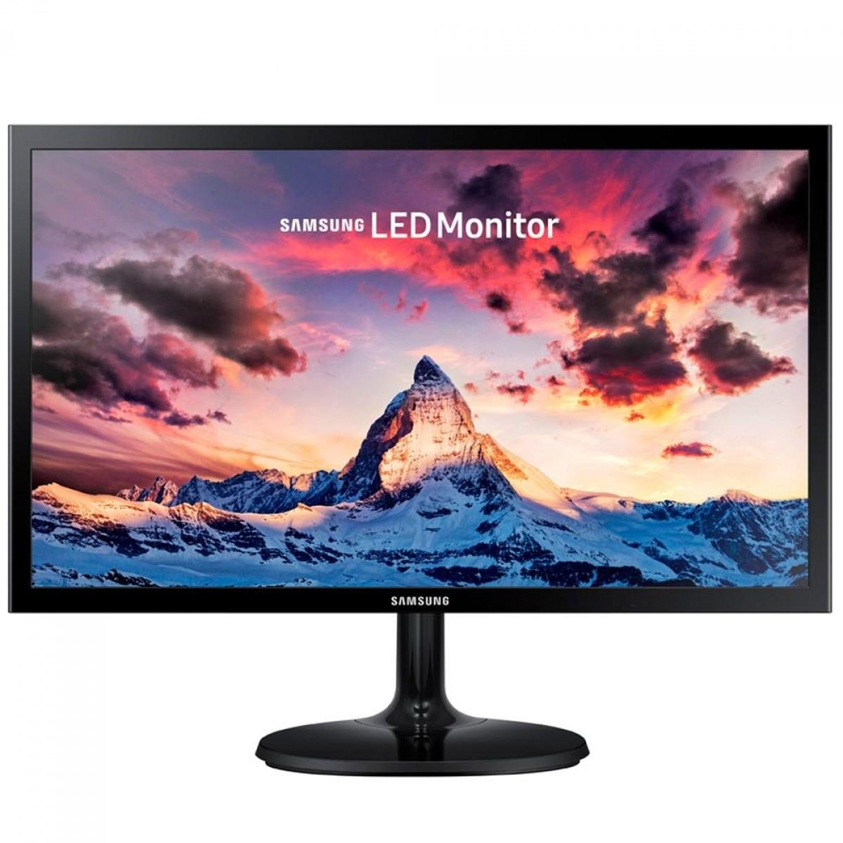 Monitor Gamer Samsung Led, 21,5 Pol, HDMI, Full-HD, LS22F350FHLMZD