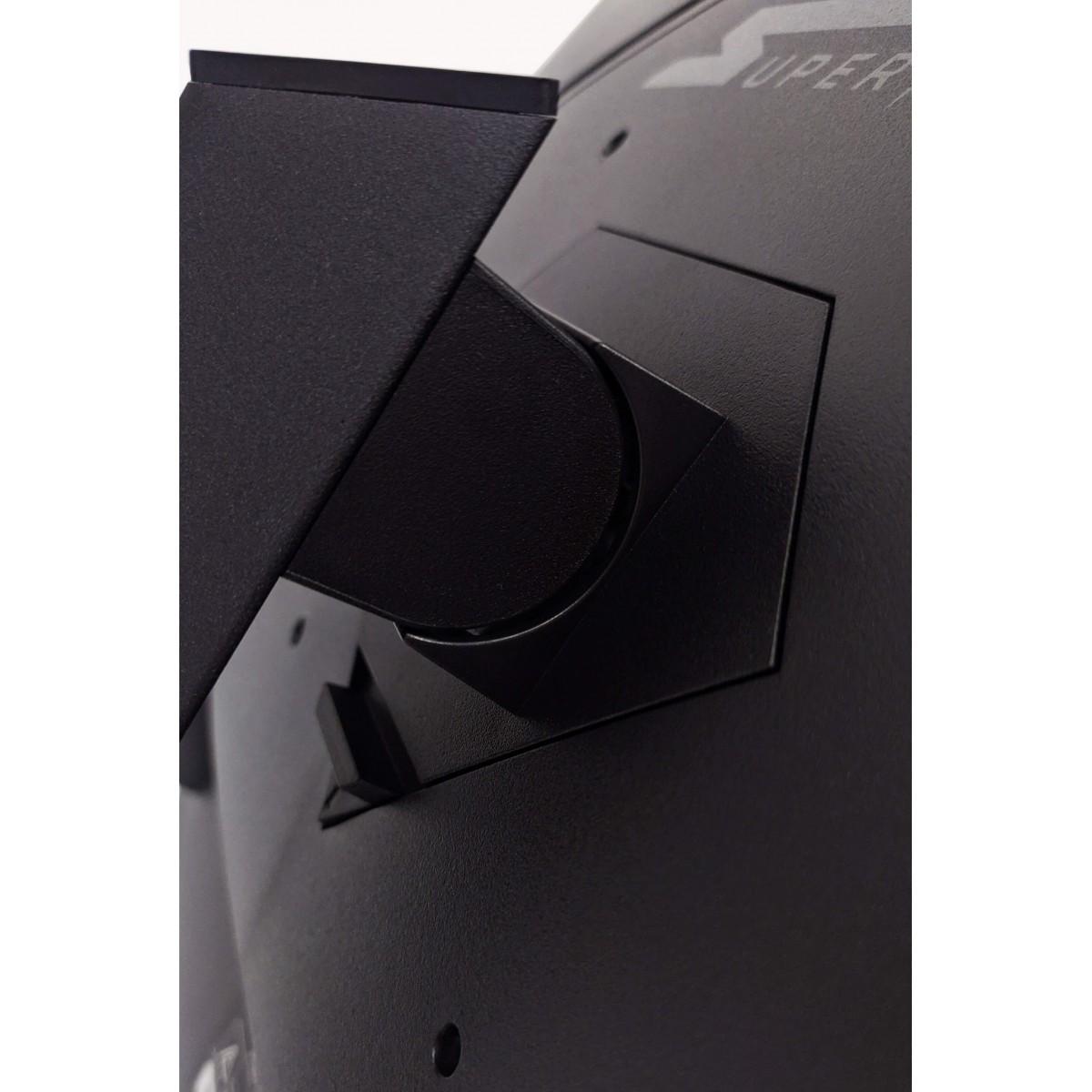 Monitor Gamer SuperFrame Precision, 27 Pol CURVO, Quad HD, FreeSync, 1ms, 165Hz, HDMI/DP, SFV2701G