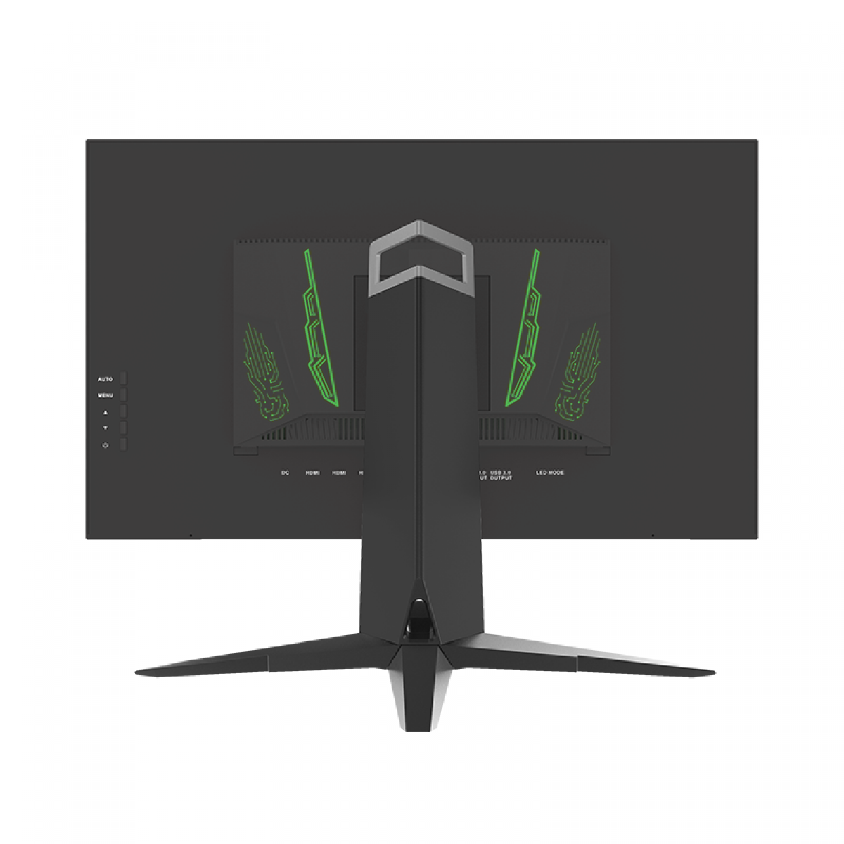 Monitor Gamer TIEM, 27 Pol, QHD, IPS, 1ms, 165Hz, HDMI/DP, T27QSSM