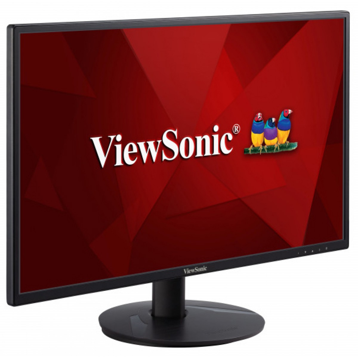 Monitor Gamer ViewSonic, 27 Pol, FullHD, IPS, HDMI/VGA, VA2718-SH-27