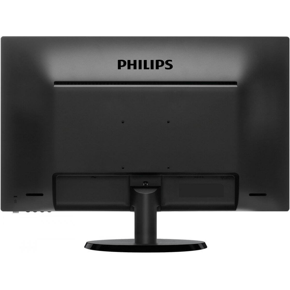 Monitor Philips 223V5LHSB2 LED LCD 21.5 Pol Full HD