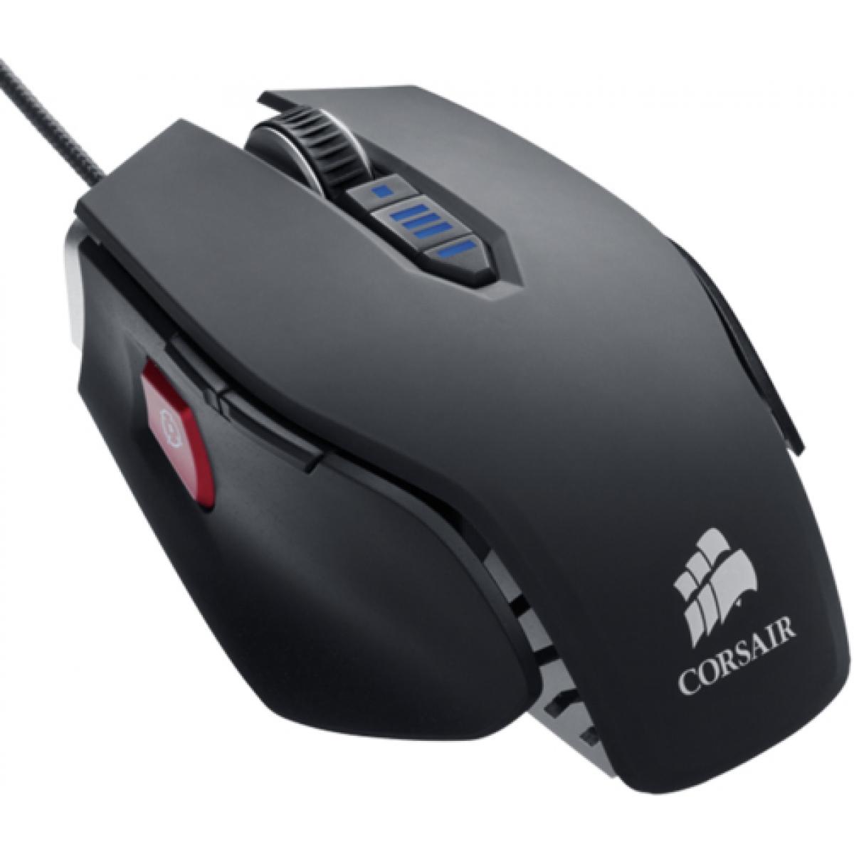 Mouse Corsair Gamer Vengeance M60 CH-9000001-NA 8 Botões 5700 DPI Preto