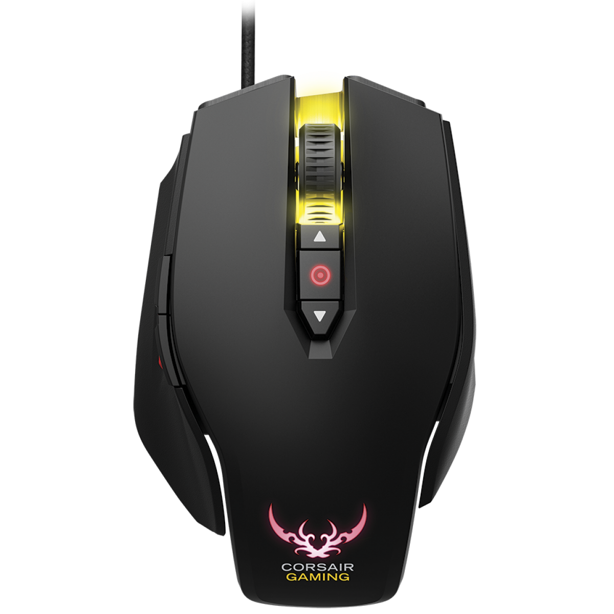 Mouse Corsair Gaming M65 Laser RGB CH-9000070-NA 8 Botões 8200 DPI Black