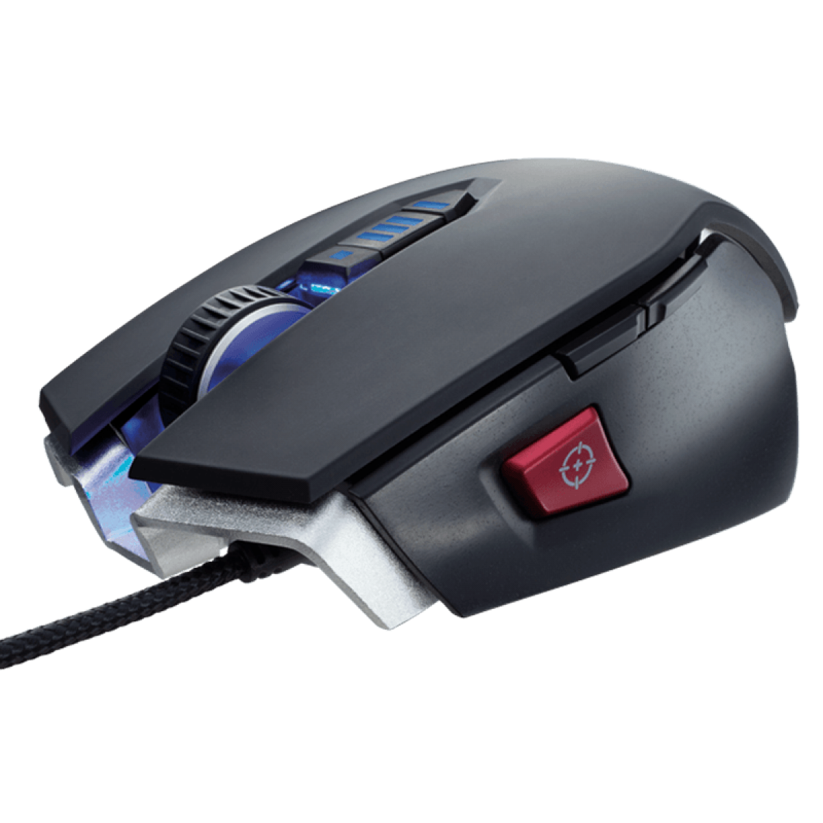 Mouse Corsair Vengeance M65 FPS Laser Gaming Mouse 8200dpi  - USB
