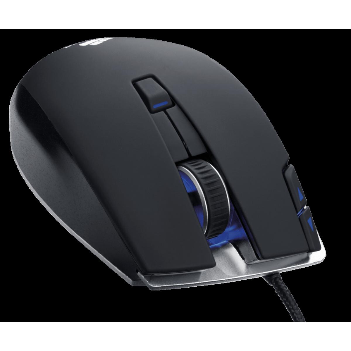 Mouse Corsair Vengeance M95 MMO/RTS Gunmetal Black CH-9000025-NA 8200DPI - USB