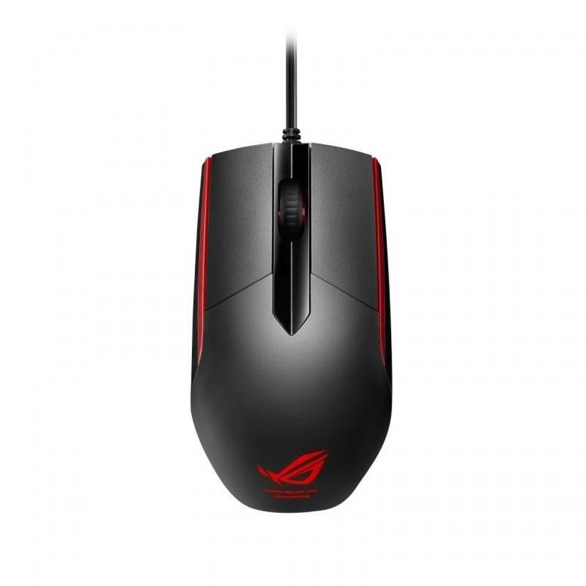 Mouse Gamer Asus Rog Sica P301, 3 botôes, 5000 DPI Black, 90MP00B1-B0UA00