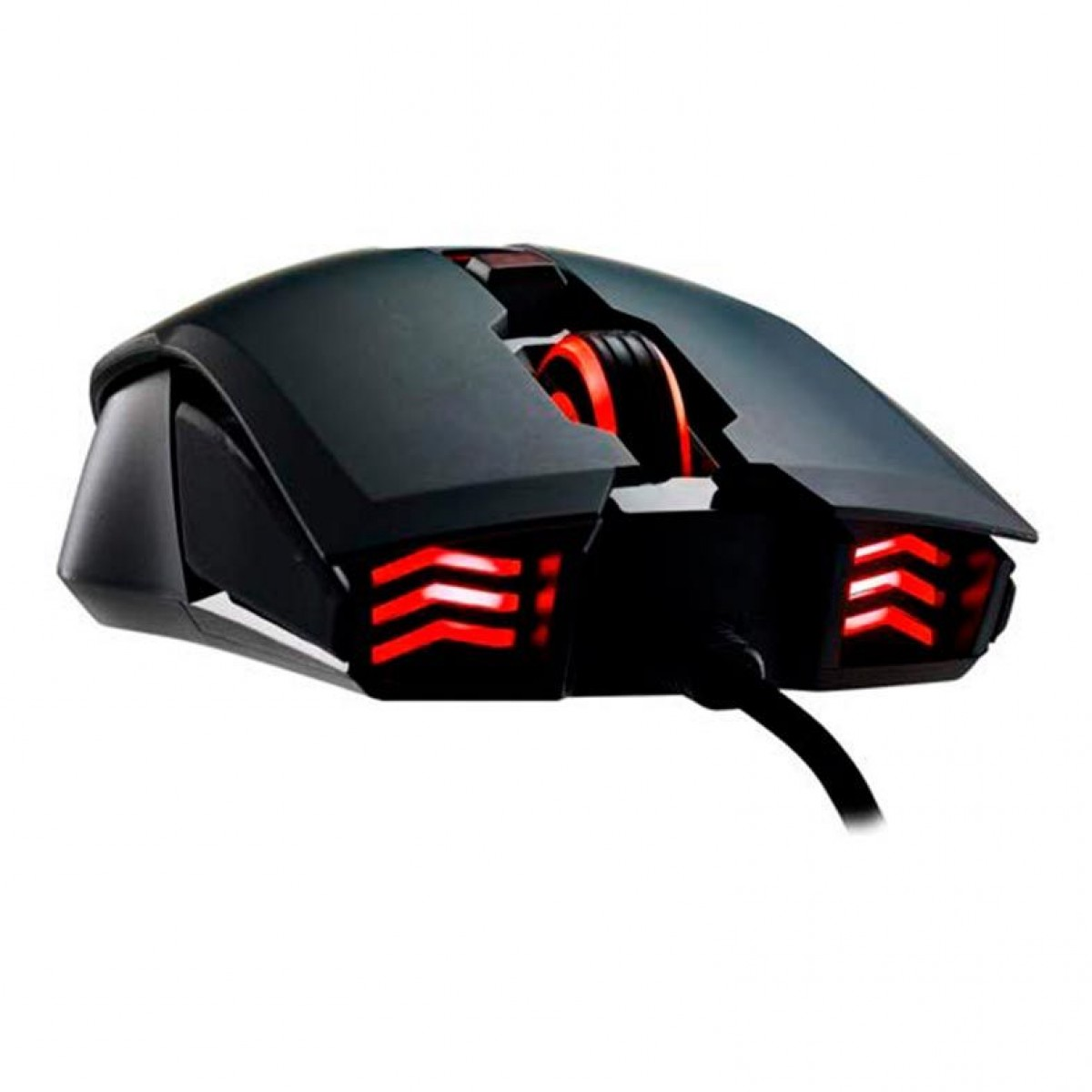 Mouse Gamer Cooler Master, Devastator 3, 2400DPI, RGB, Black, MM-110-GKOM1