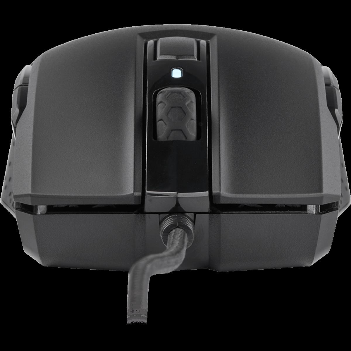 Mouse Gamer Corsair M55 RGB Pro, 12400DPI, Black, CH-9308011-NA