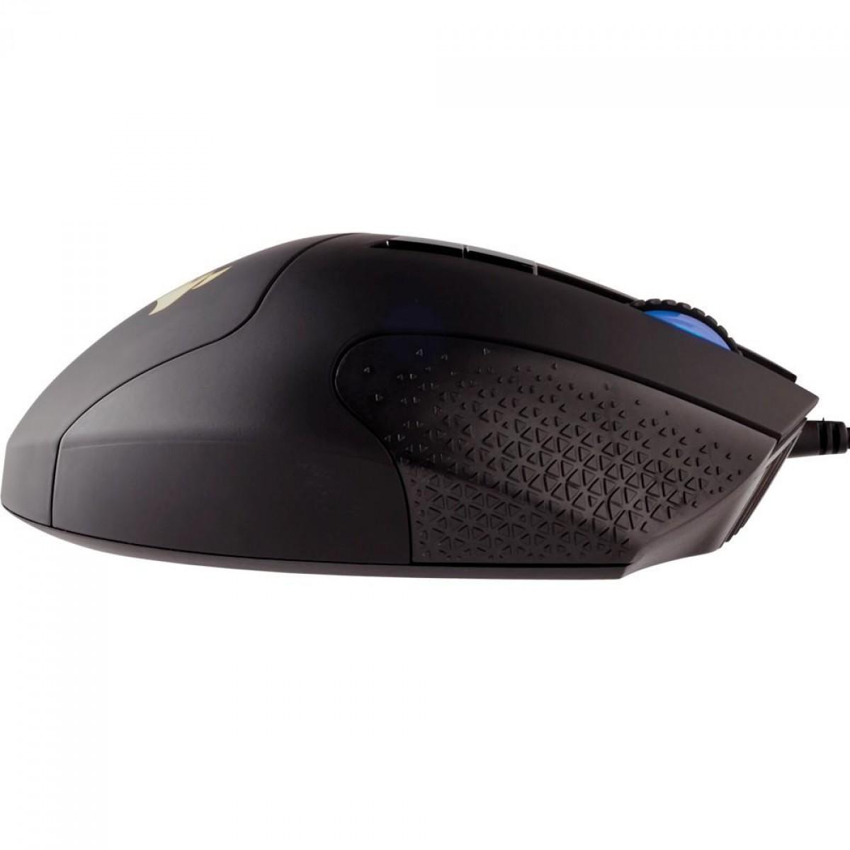 Mouse Gamer Corsair Scimitar PRO RGB CH-9304111-NA 16000 DPI Black