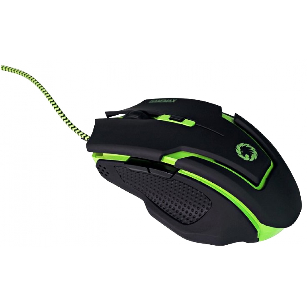 Mouse Gamer Gamemax MG319 2400 DPI Black