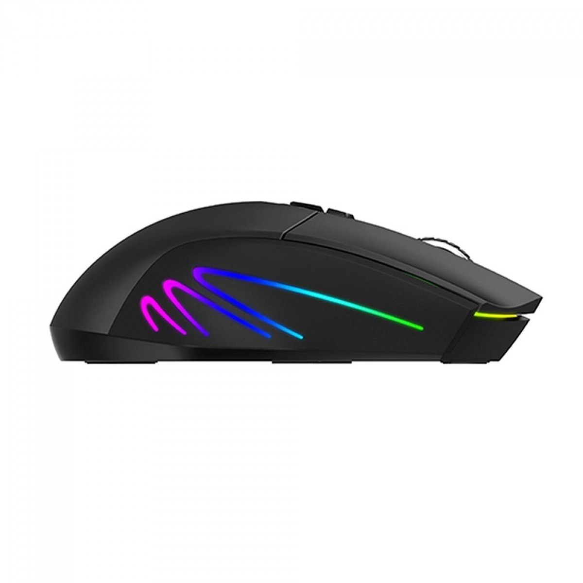 Mouse Wireless Gamer Havit MS1021W, 7000 DPI, 7 Botões, RGB, MS1021W