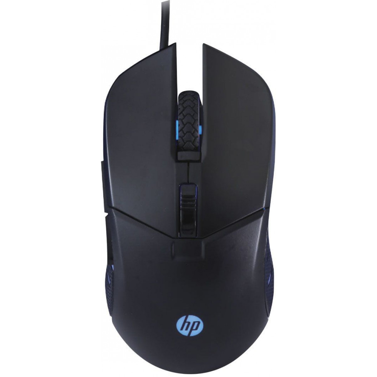 Mouse Gamer HP G260, 2400 DPI, Black