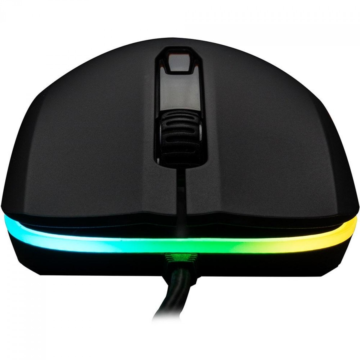 Mouse Gamer HyperX Pulsefire Surge RGB, 16000 DPI, USB, Black, HX-MC002B