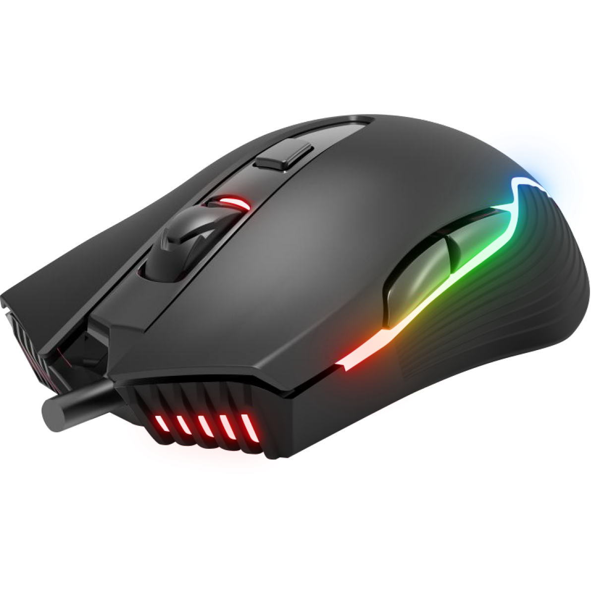 Mouse Gamer KWG Orion M1, 7000 DPI, 6 Botões, Black