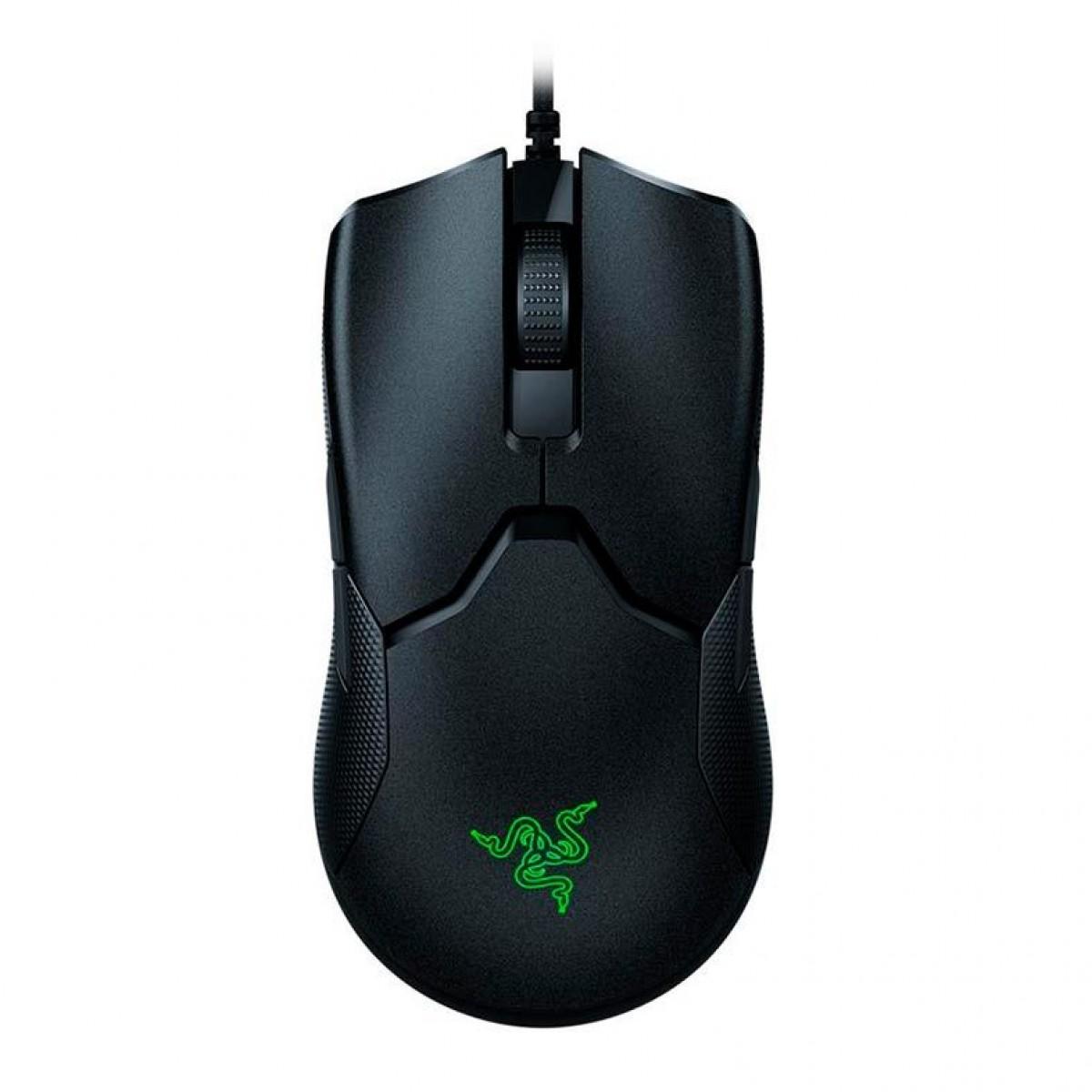 Mouse Gamer Razer Viper 8KHz,8 Botões Programáveis, 20.000 DPI, RGB, RZ01-03580100-R3U1
