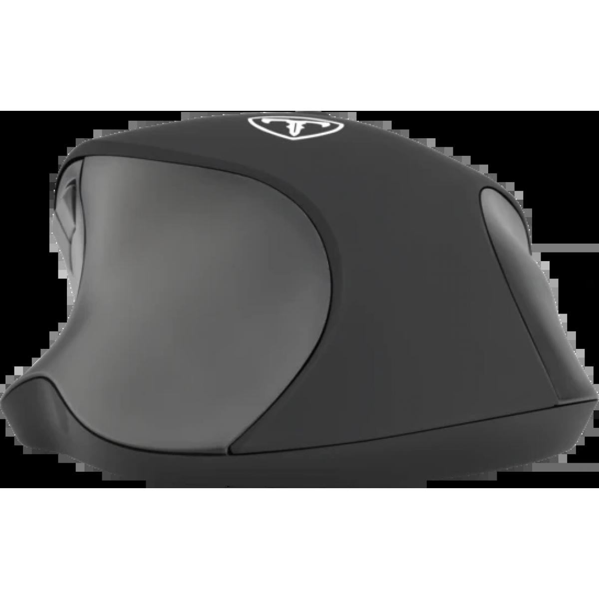 Mouse Gamer T-Dagger Detective, 3200 DPI, 6 Botões, Black, T-TGM109