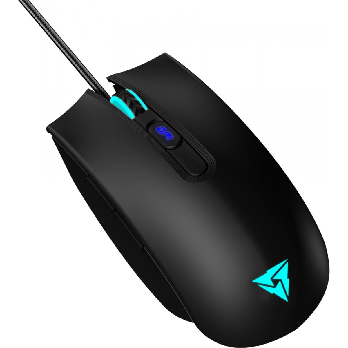 Mouse Gamer ThunderX3 TM25 RGB 4000DPI