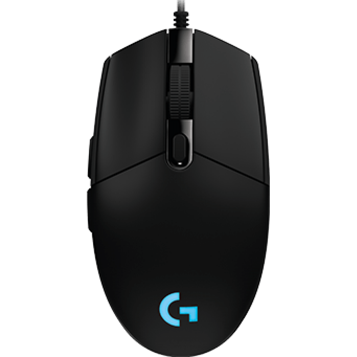 Mouse Logitech Gamer Prodigy G203 6 Botões 6000 DPI Preto