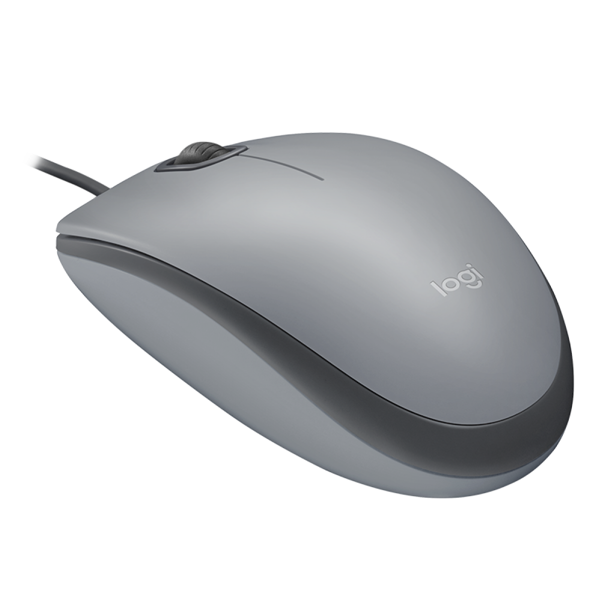 Mouse Logitech M110, USB, Grey, 910-005494