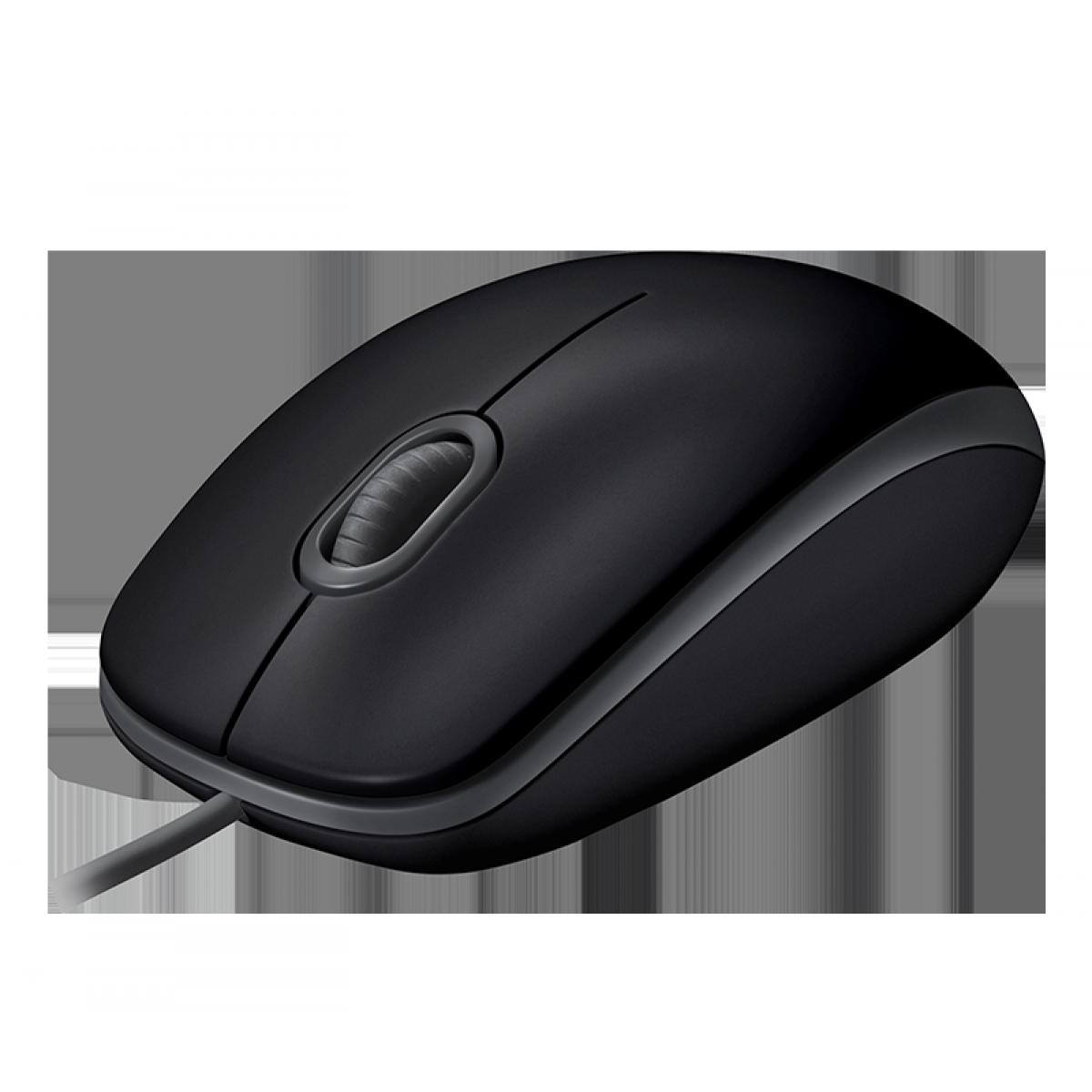 Mouse Logitech M110, USB, Black, 910-005493
