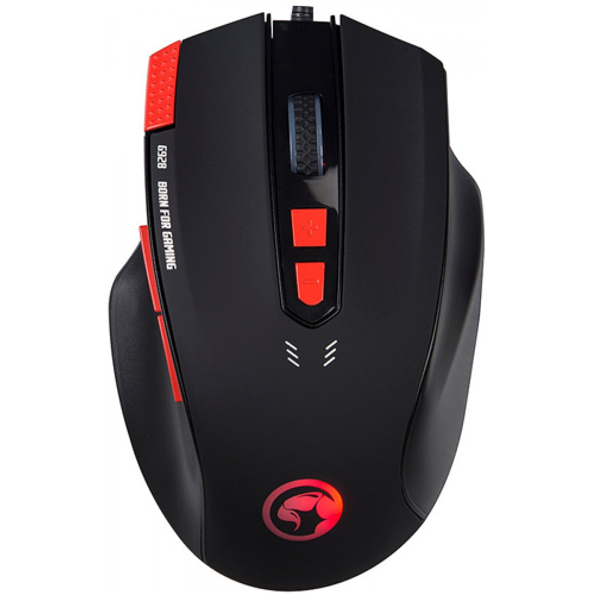 Mouse Marvo Gamer G928H 8 Botões 4000 DPI LED RGB