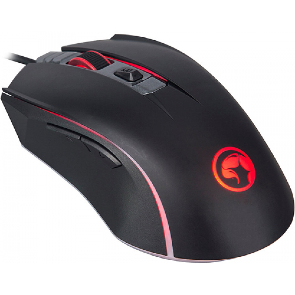 Mouse Marvo Gamer G930 6 Botões 4000 DPI LED RGB