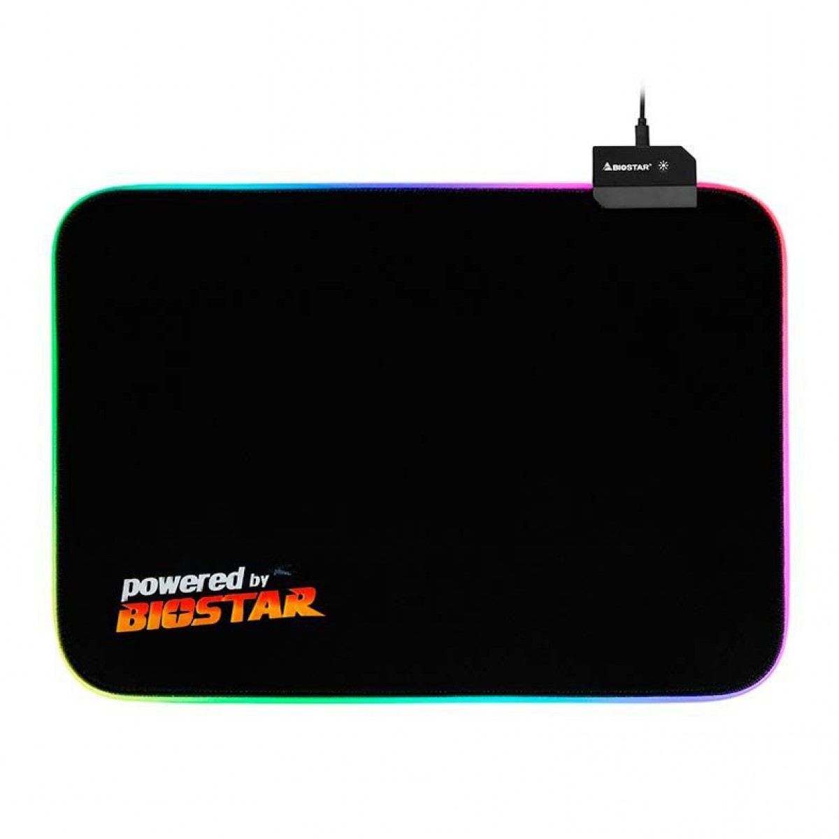 Mouse Pad Gamer Biostar Racing, Médio, 350X250X4MM, 81-510-000001RW