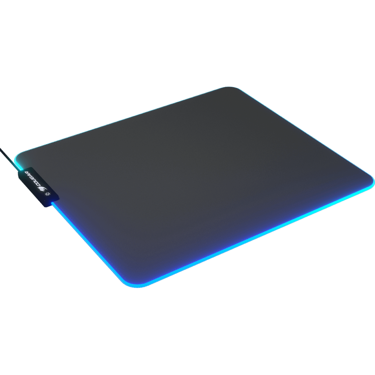 Mouse Pad Gamer Cougar Neon RGB, Médio, 3MNEOMAT.0001