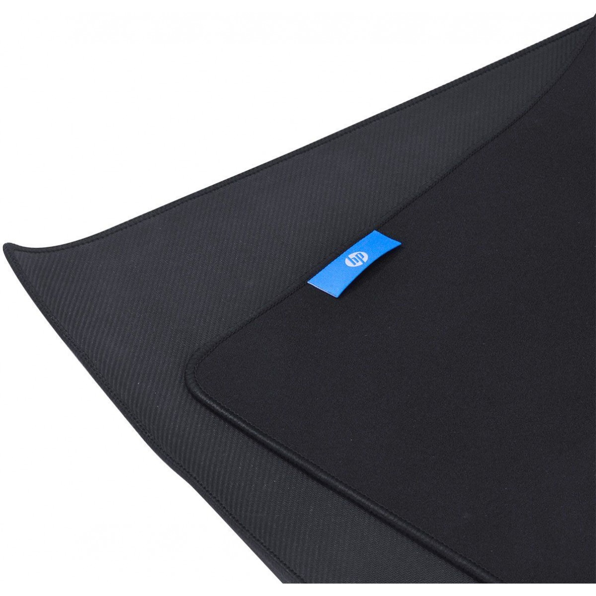 Mouse Pad Gamer HP MP9040, Extra, Borda Costurada, Black