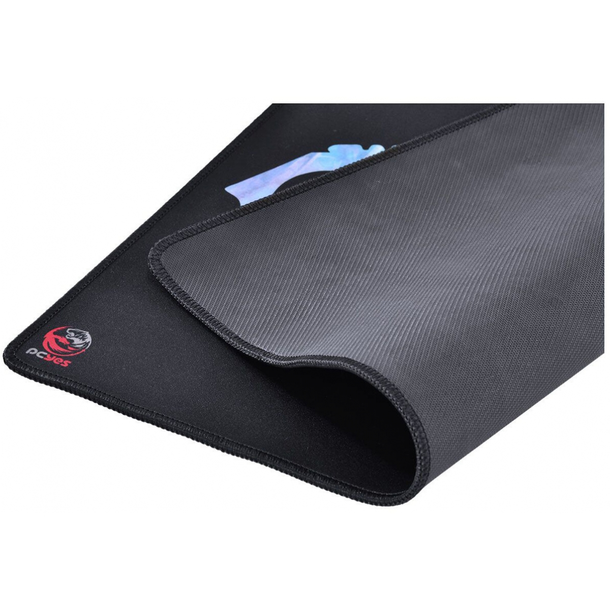 Mouse Pad Gamer PCyes FPS Knife Borda Costurada FK50X40