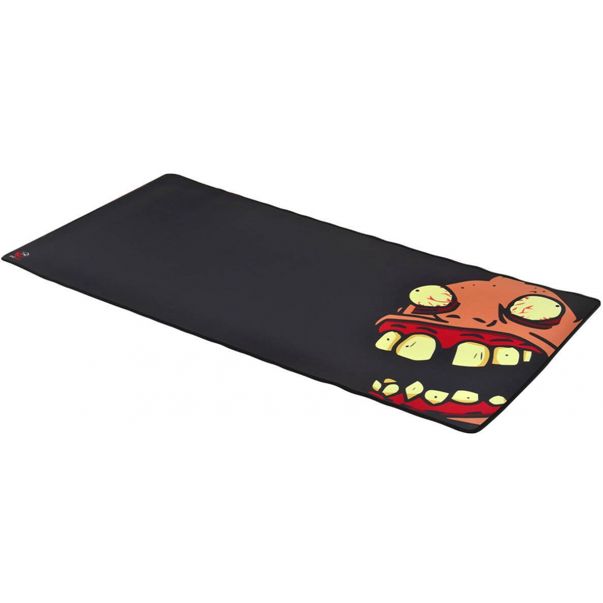 Mouse Pad Gamer PCyes Huebr Preto Extended Borda Costurada HPE90X42