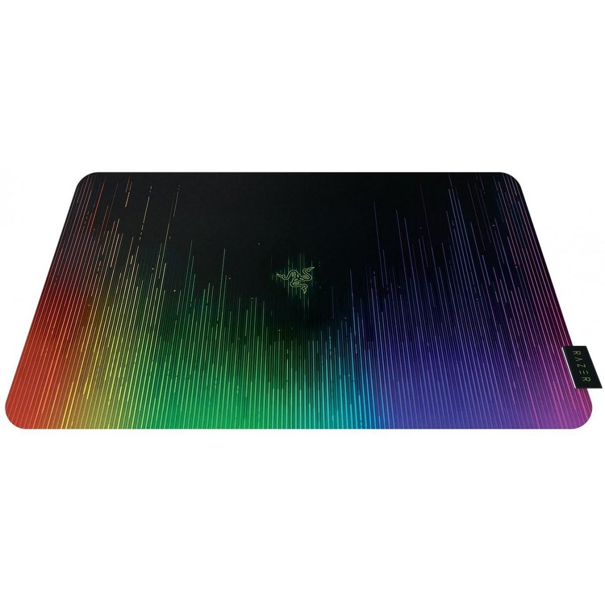 Mouse Pad Gamer Razer Sphex V2, Médio, Black