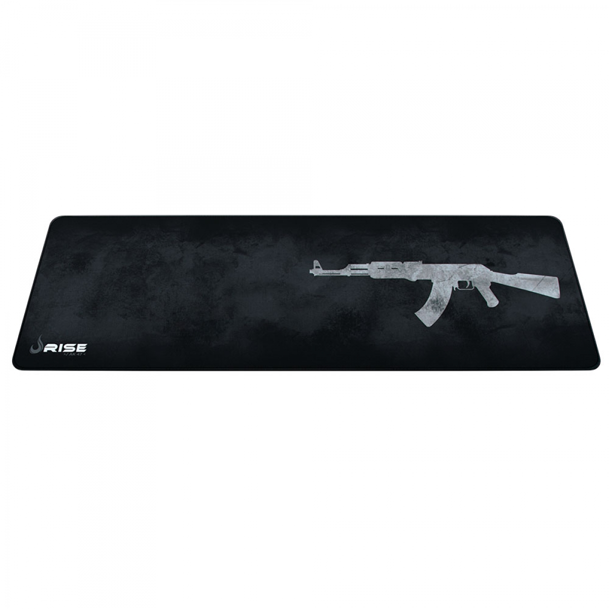 Mouse Pad Gamer Rise AK47 EXTENDED BORDA COSTURADA  RG-MP-06-AK