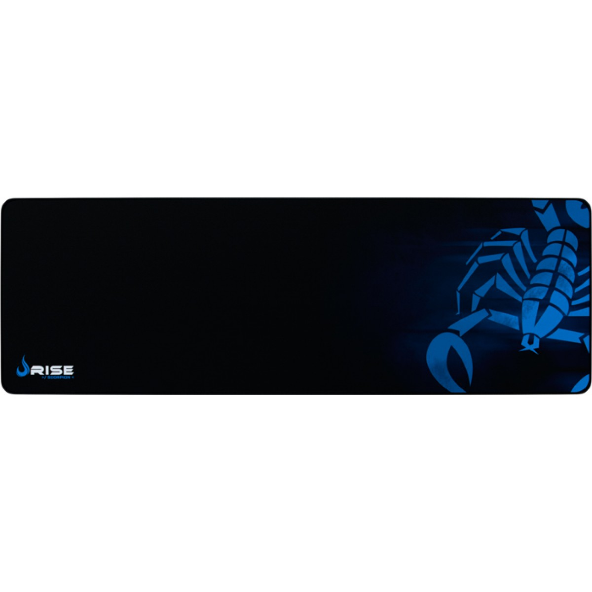 Mouse Pad Gamer Rise Mode Scorpion, Extended, Borda Costurada, RG-MP-06-SK