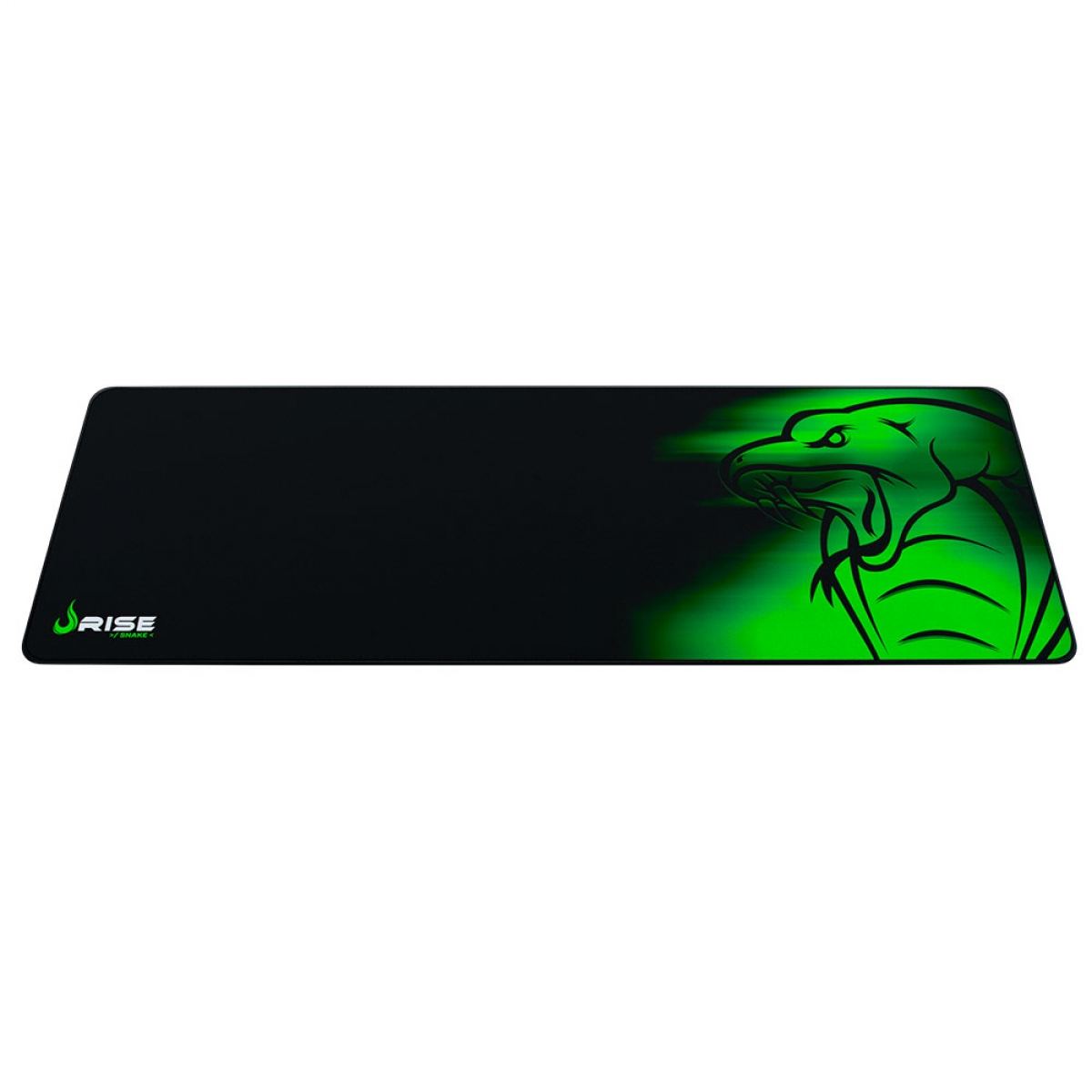 Mouse Pad Gamer Rise Mode SNAKE EXTENDED BORDA COSTURADA RG-MP-06-SE