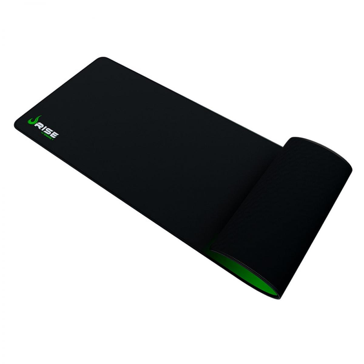 Mouse Pad Gamer Rise Mode SNAKE EXTENDED BORDA COSTURADA RG-MP-06-SE