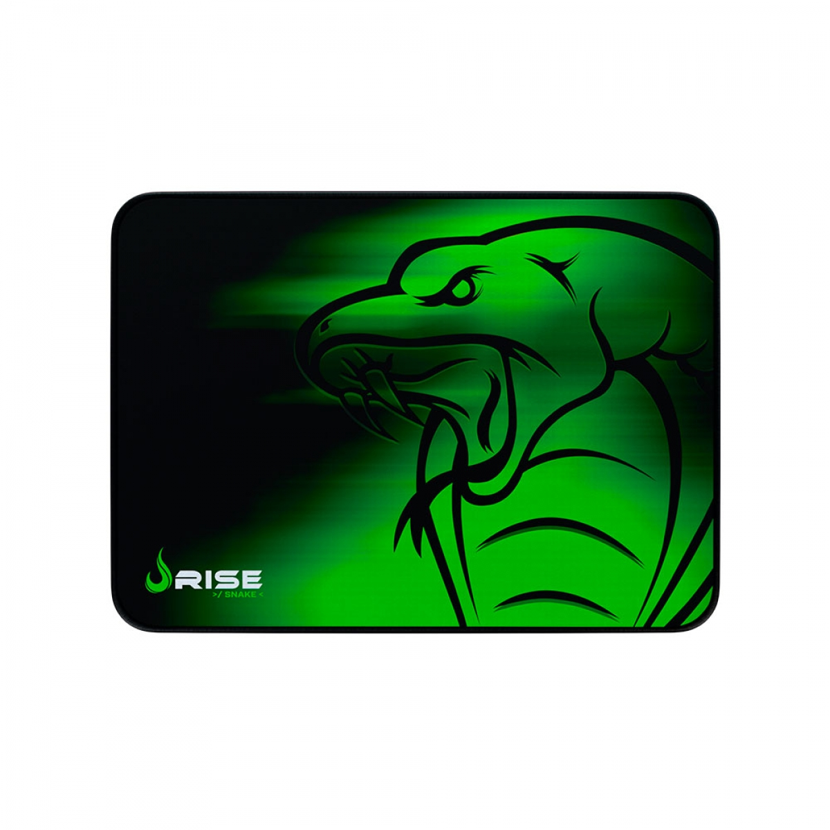 Mouse Pad Gamer Rise Mode SNAKE MÉDIO BORDA COSTURADA RG-MP-04-SE