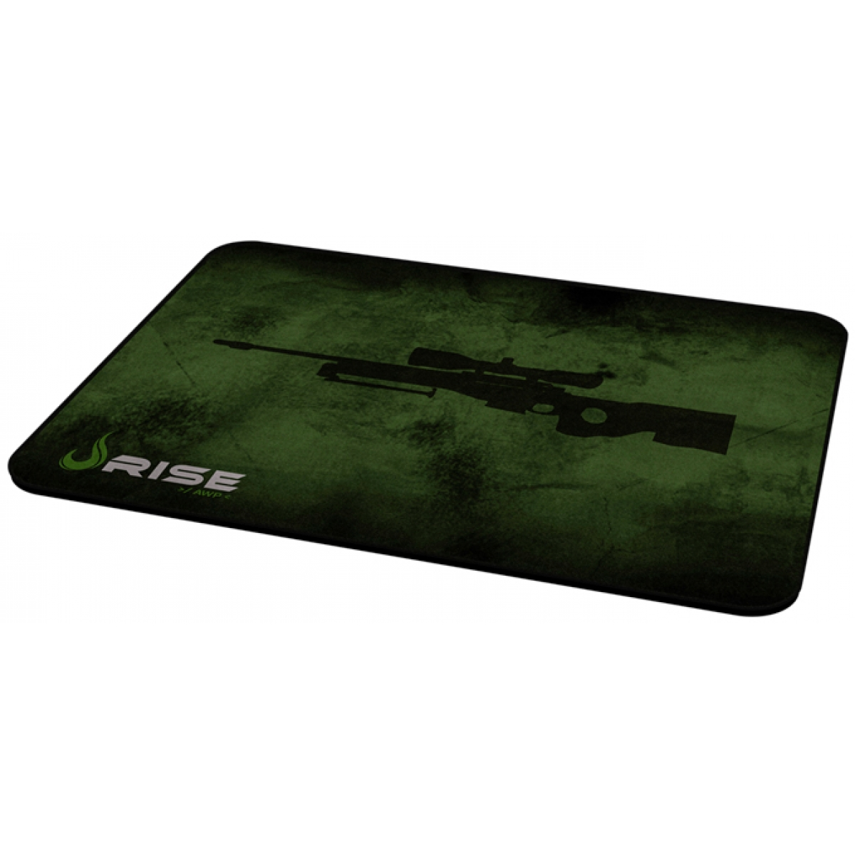 Mouse Pad Gamer Rise Mode Sniper RG-MP-04-SNP Médio Borda Costurada