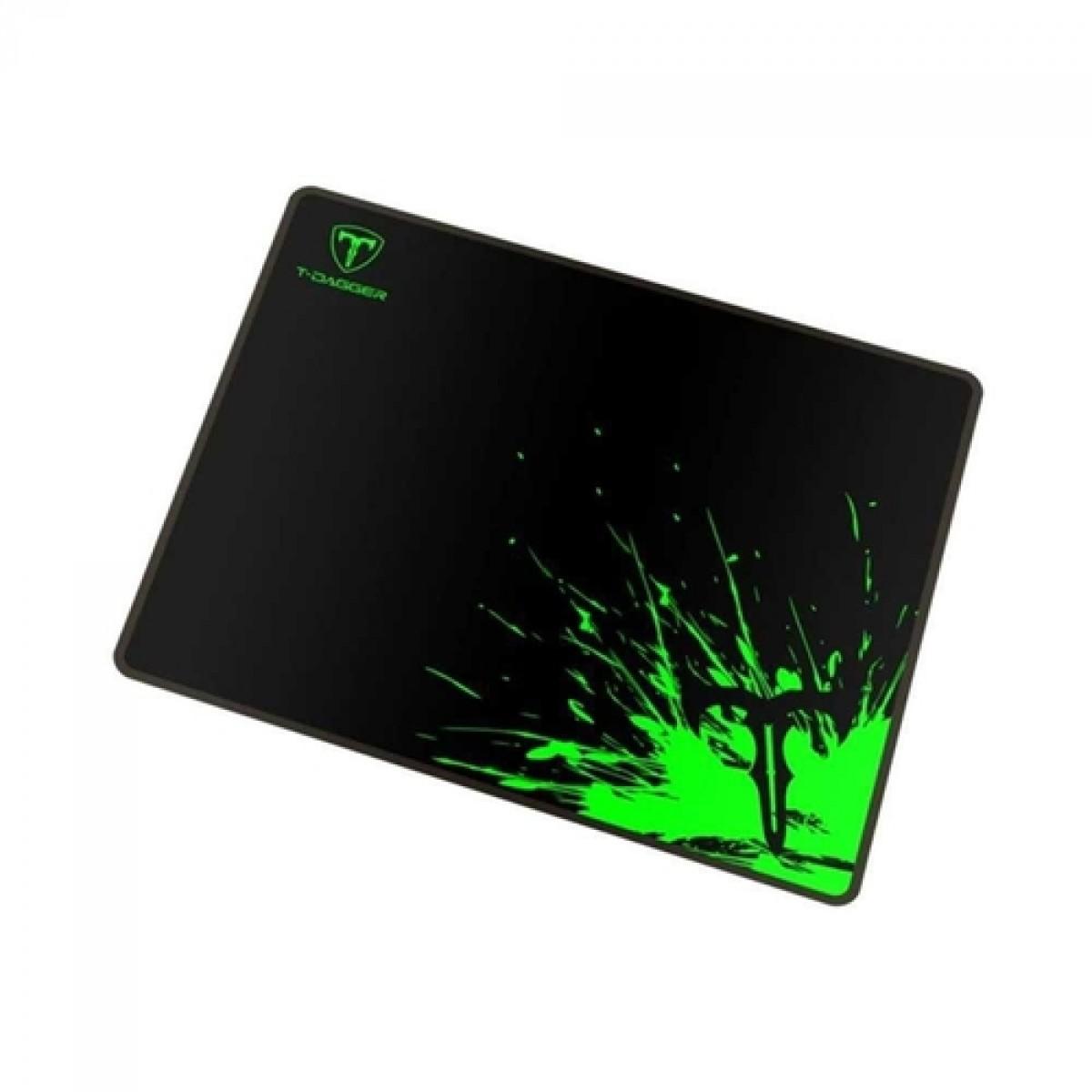 Mouse Pad Gamer T-Dagger Lava, Speed, Médio, T-TMP200