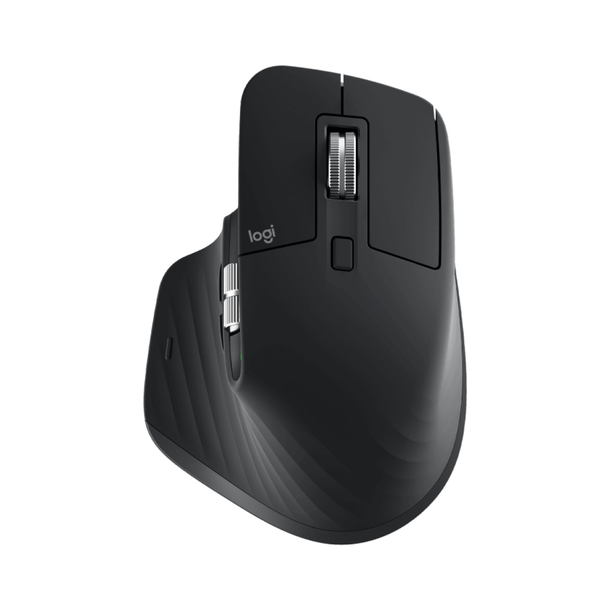 Mouse Wireless Logitech MX Master 3, 4000 DPI, 7 Botões, Black, 910-005647