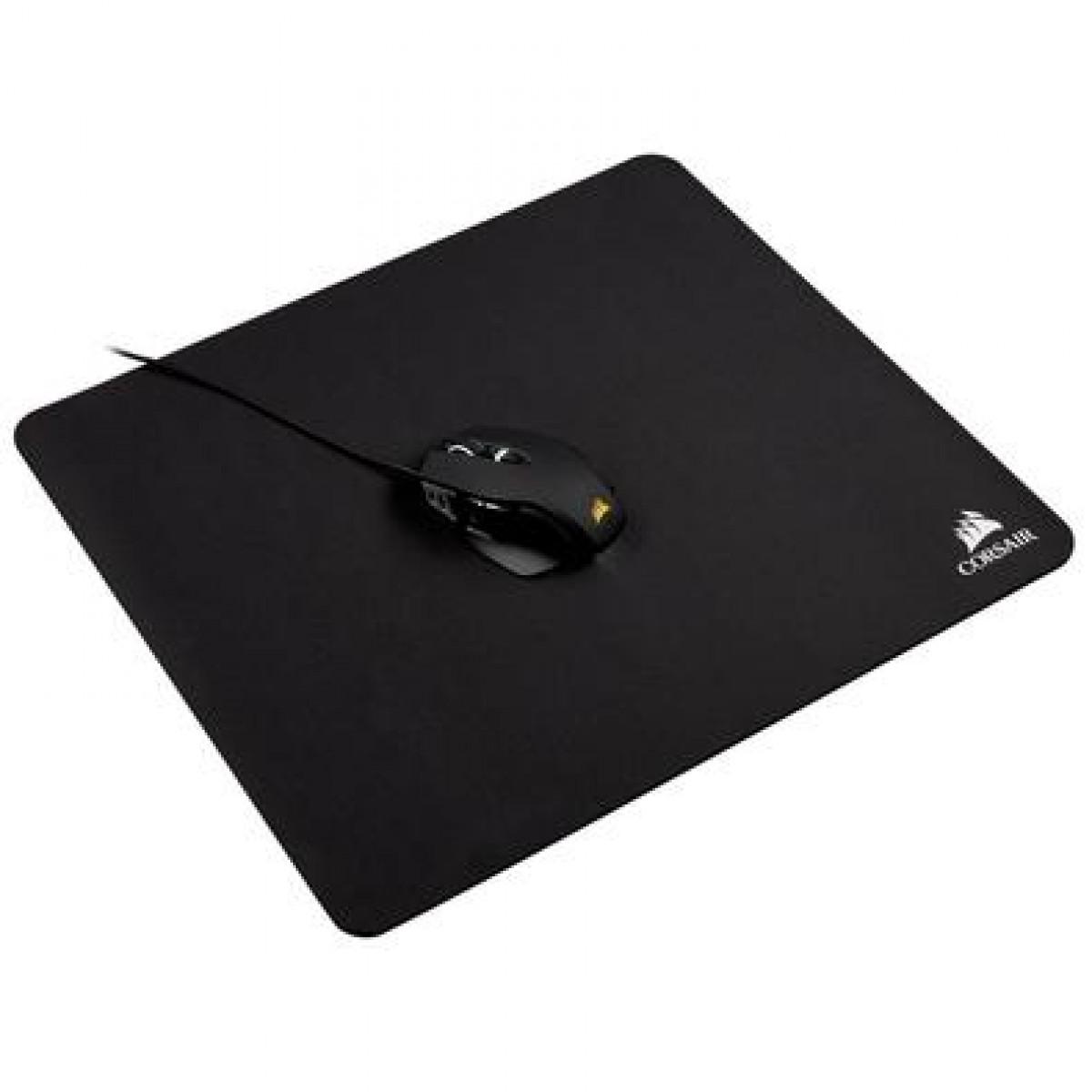Mousepad Gamer Corsair MM250 Champion Series, 450mm x 400mm, Black, CH-9412560-WW