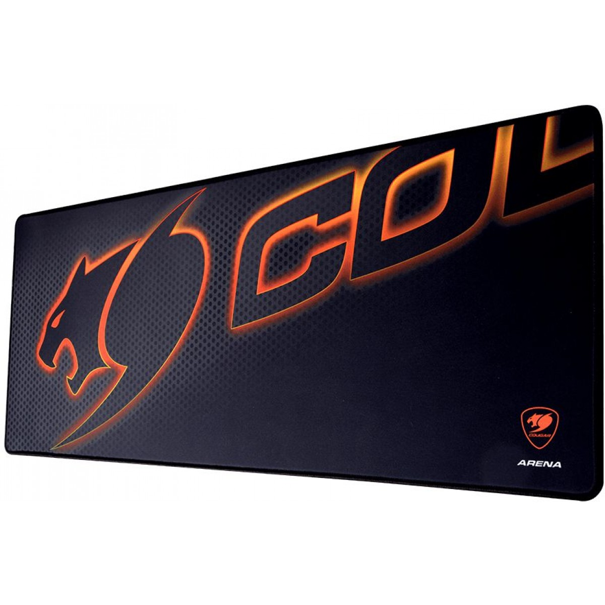 Mousepad Gamer Cougar Arena Black, Extra Grande, Black