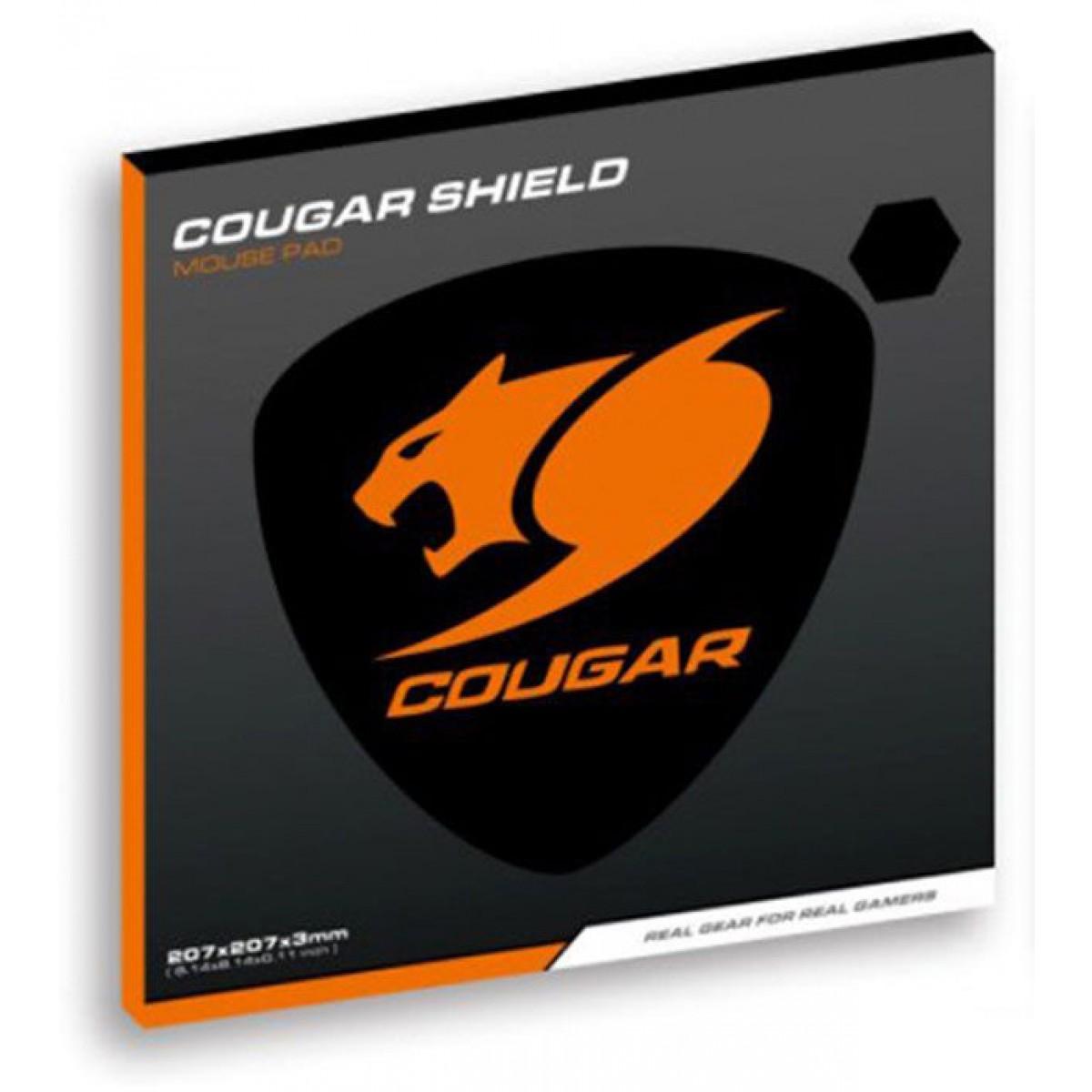 Mousepad Gamer Cougar Shield, 3MSHIELD.0001