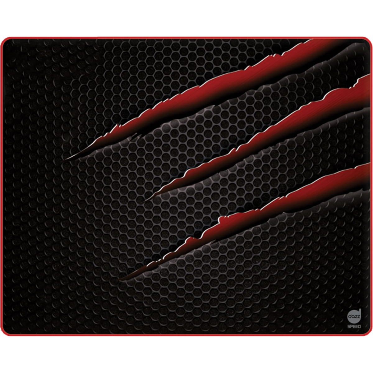 Mousepad Gamer Dazz Nightmare Speed M 624905
