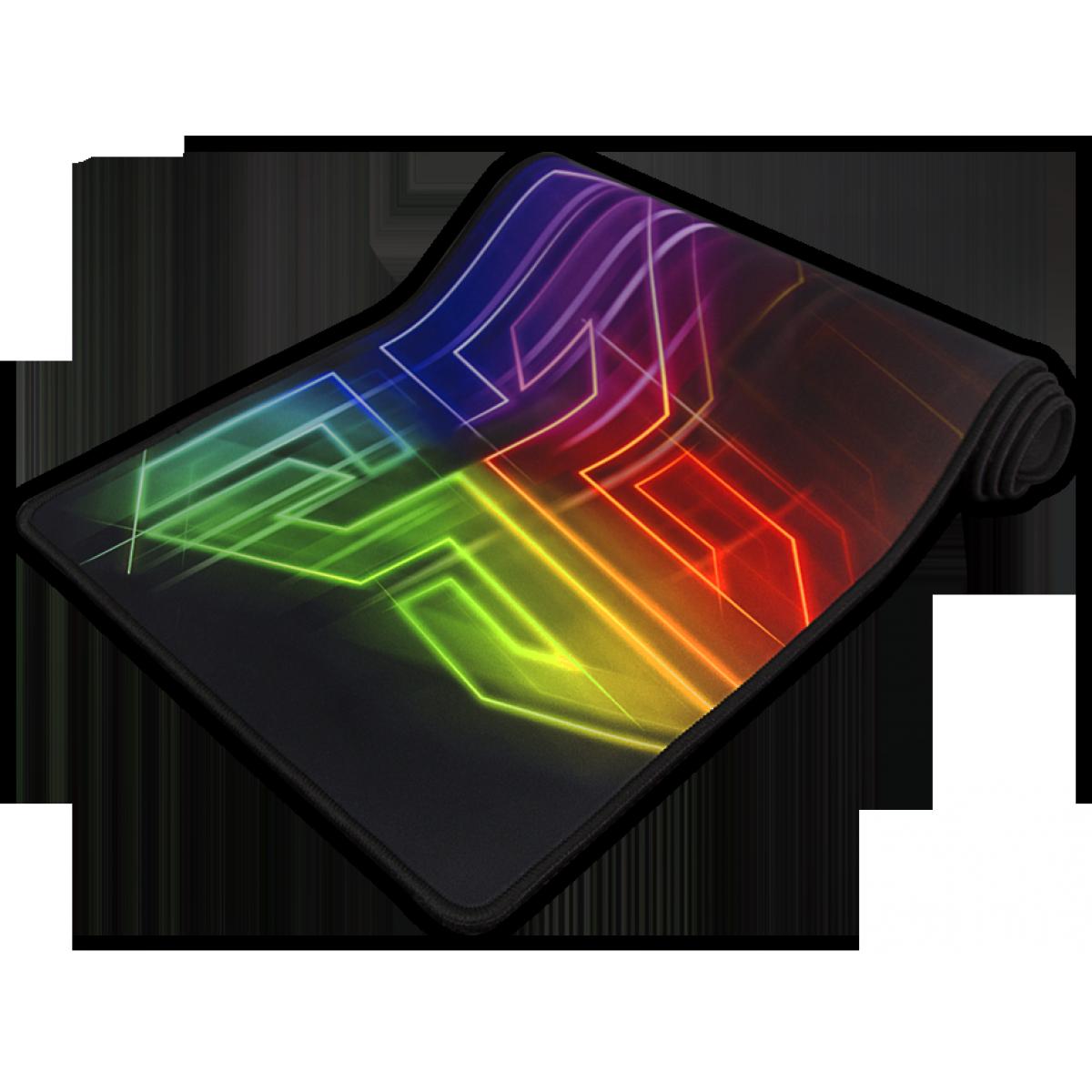 Mousepad Gamer Fantech Vigil, Black, 900x300mm, MP902