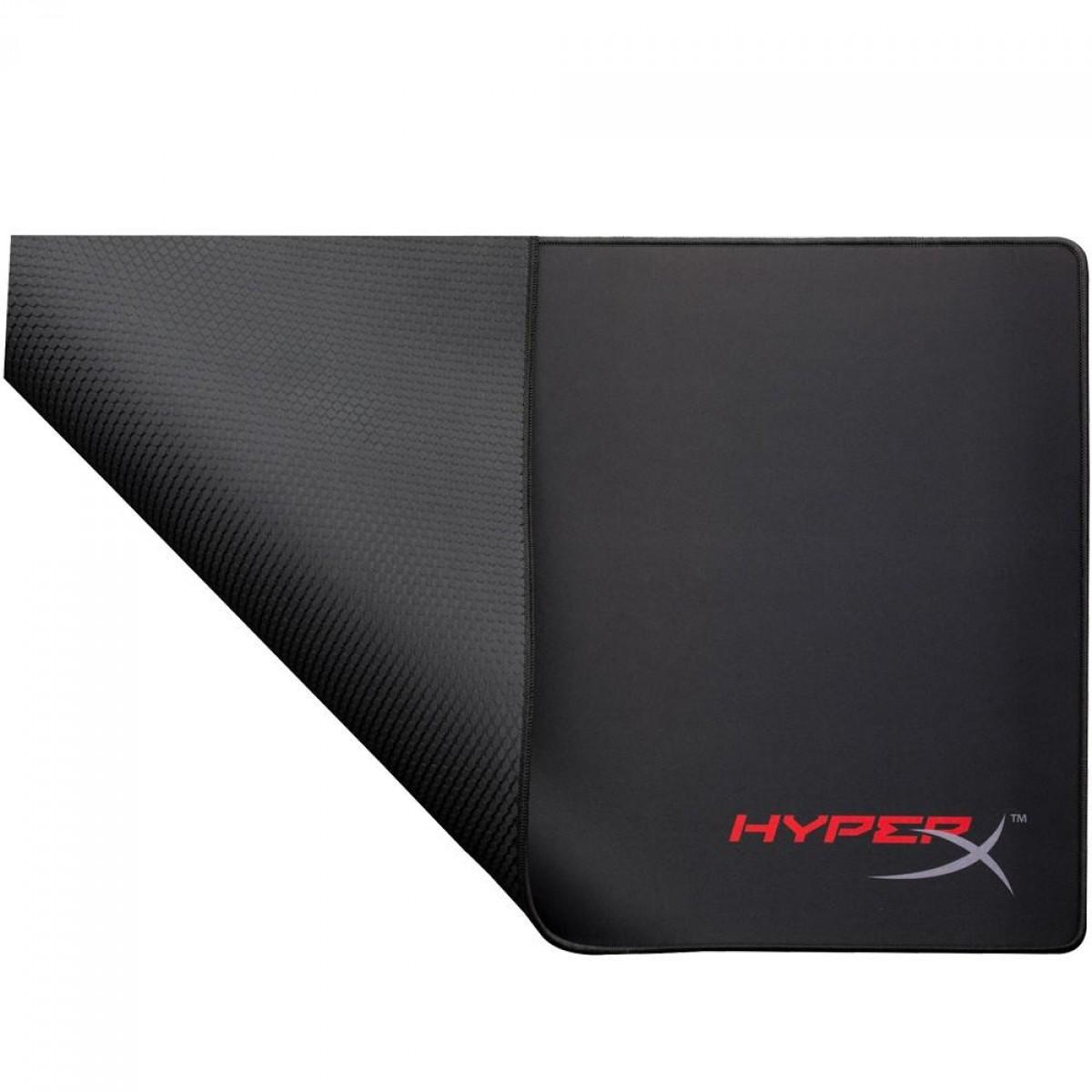 Mousepad Gamer HyperX Fury S Pro, Extra Grande, Black, HX-MPFS-XL