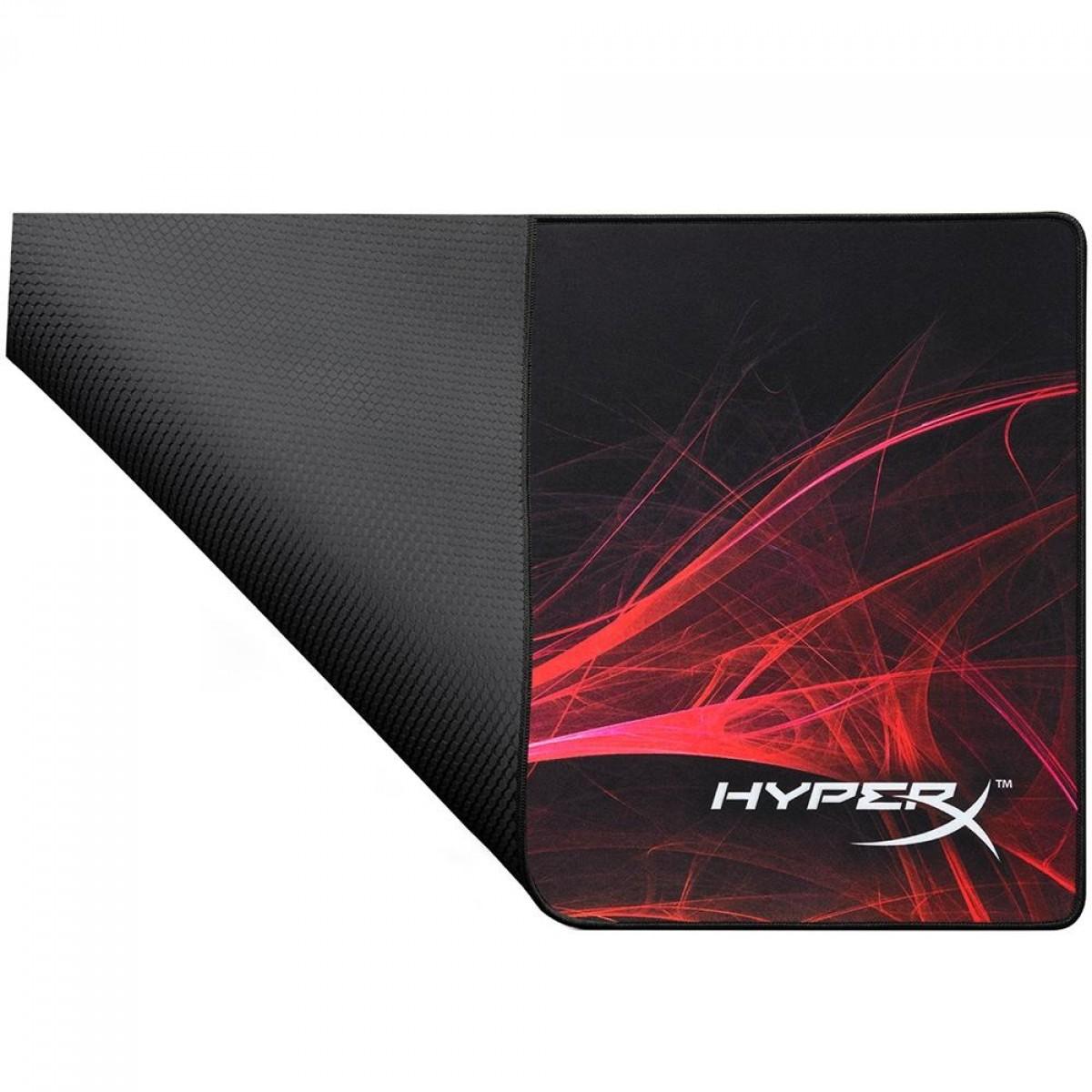 Mousepad Gamer HyperX Fury S Speed, Extra Grande, Black, HX-MPFS-S-XL