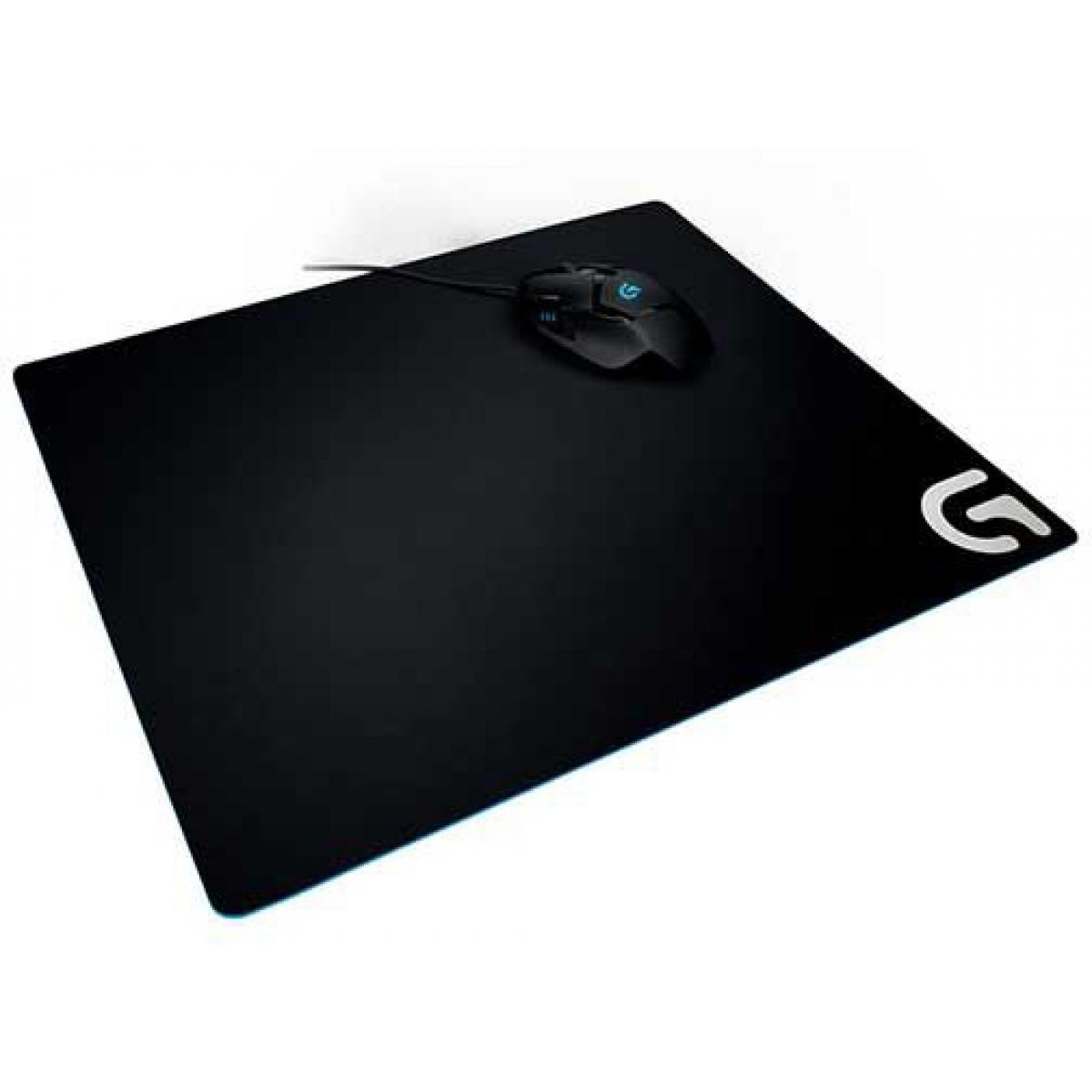 Mousepad Gamer Logitech G640 Hard, 943-000088