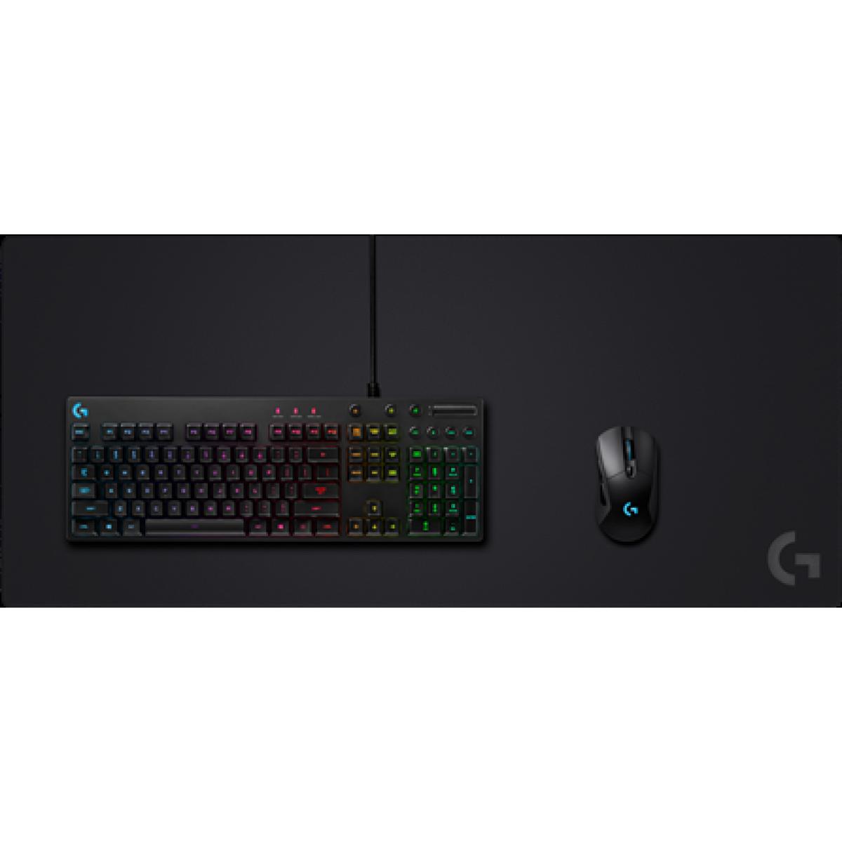Mousepad Gamer Logitech G840 XL, 943-000117